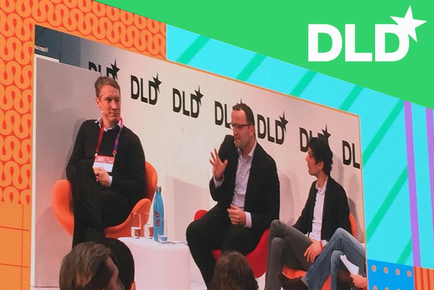 #DLD16 Highlights: Diese 7 Vorträge sollte man gesehen haben