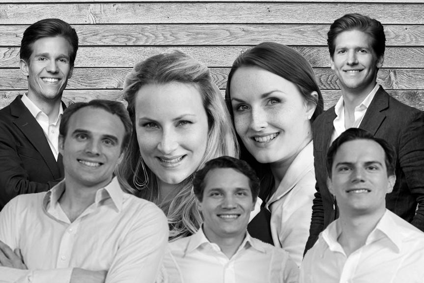 Unternehmer-Gene: Geschwister in der Digitalbranche