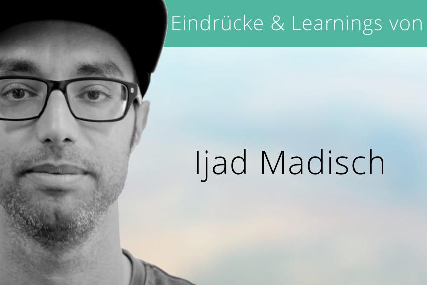 Ijad Madisch: 11 Dinge, die Executives von ihm lernen können