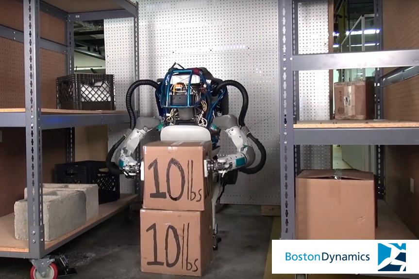 Was sind denkbare Einsatzgebiete der Atlas Roboter?