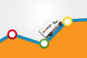 Movinga, Geschäftsmodell, Umzugsdienstleister