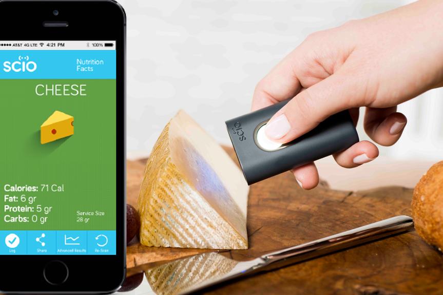 Macht der Molekularsensor Scio das Smartphone bald zum Tricorder?