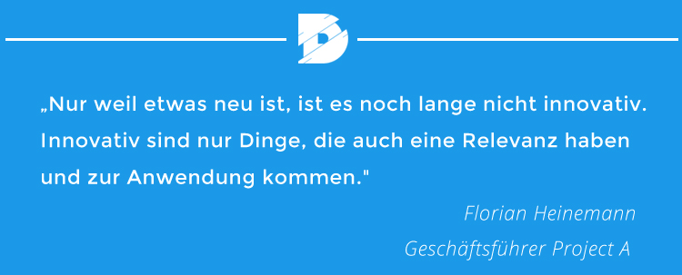 Copycat, Zitat, Florian Heinemann