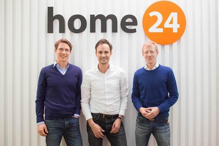 home24 nimmt 20 millionen f r den notwendigen umbau auf digital kompakt. Black Bedroom Furniture Sets. Home Design Ideas