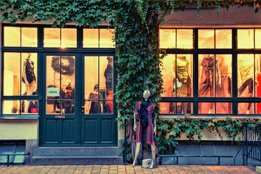 Spannend: das Geschäftsmodell von Shoppingclubs heute