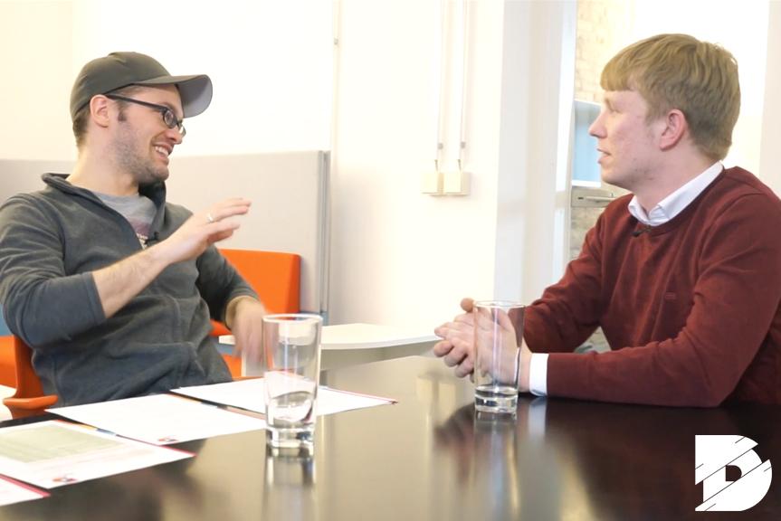Bastian Knutzen von Movinga im Interview
