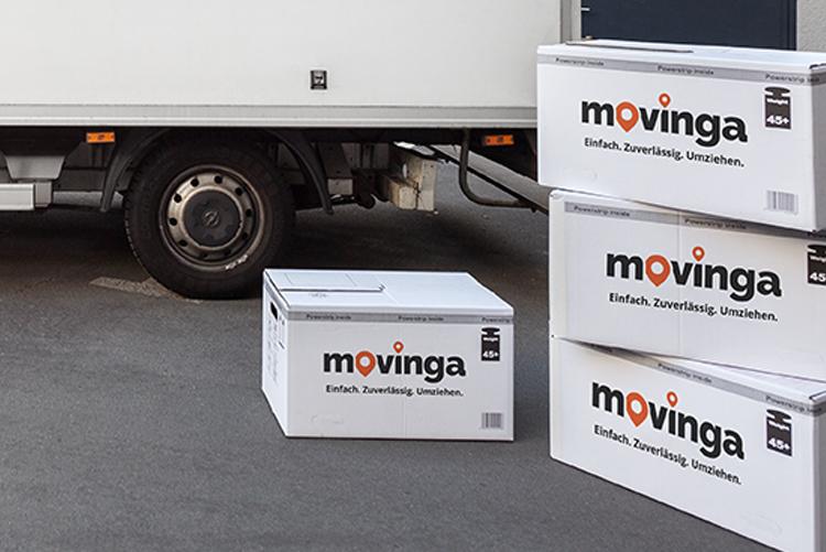 Movinga erhält von seinen Gesellschaftern und zwei Privatleuten 17 Millionen Euro