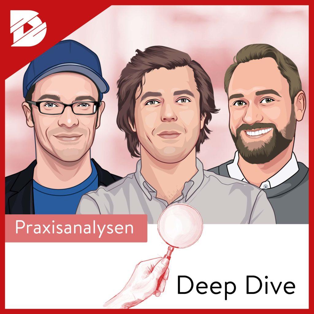 Deep Dive #3: Helmut Müller und Philipp Noack von Eve Mattress im Interview