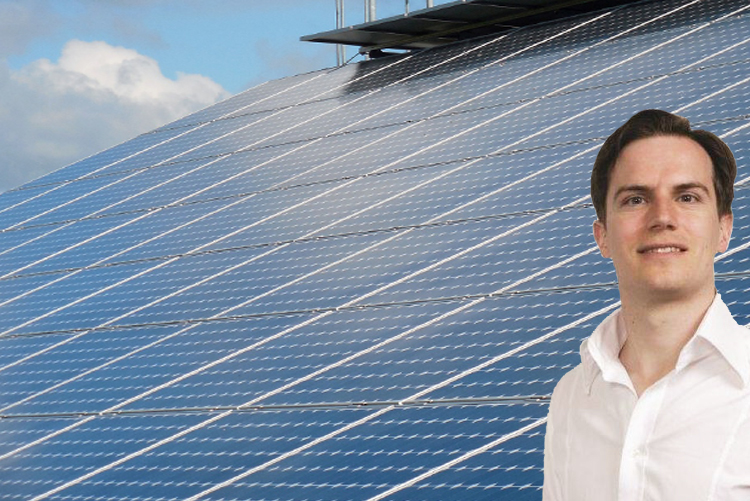 Intensiviert Alexander Samwer seinen Fokus auf Energiethemen?