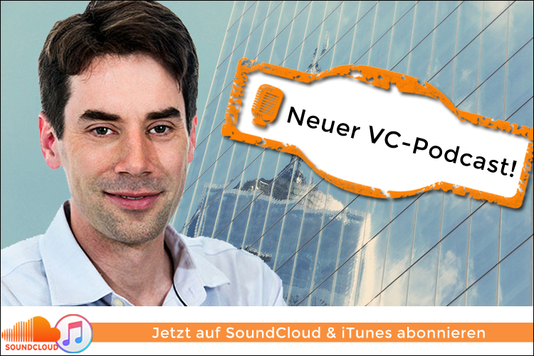 """Inside VC"" – Neue Podcast-Reihe mit Christian Leybold zu Venture Capital"