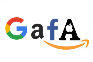 GAFA-Ökonomie, GAFAnomics, Google, Amazon, Facebook, Apple