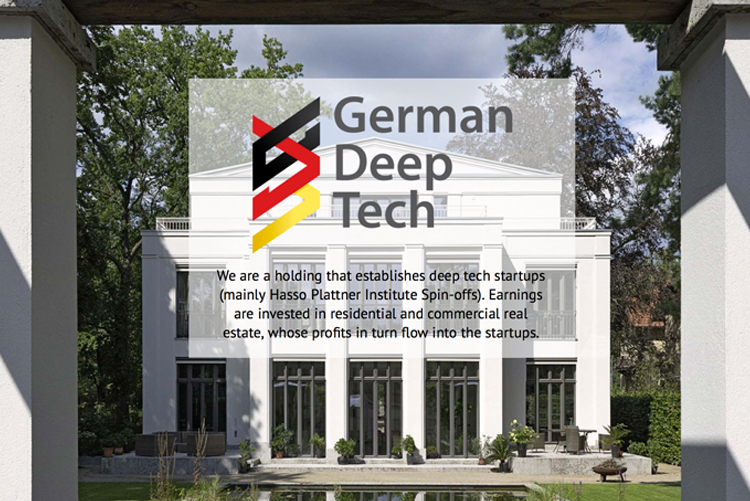 German Deep Tech – ein spannender Tech-Inkubator unter dem Radar