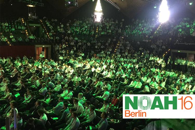 Analyse: Warum die Noah eine der wichtigsten Digital-Konferenzen bleibt