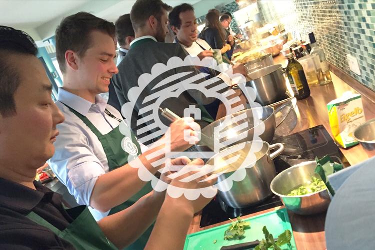 digital kompakt als Special Guest auf der Premiere von 5by5 Kitchen