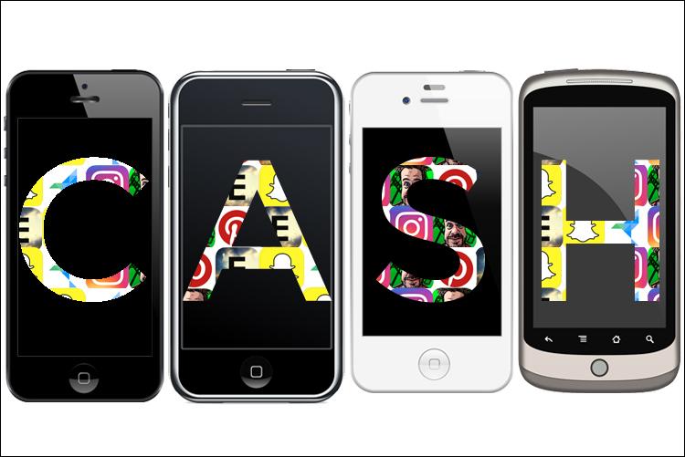 Monetarisierung: 6 Beispiele, wie sich mit Foto-Apps Geld verdienen lässt