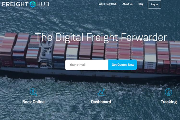 Freight Hub – das neue Unternehmen der Heilemanns wagt sich aus der Deckung