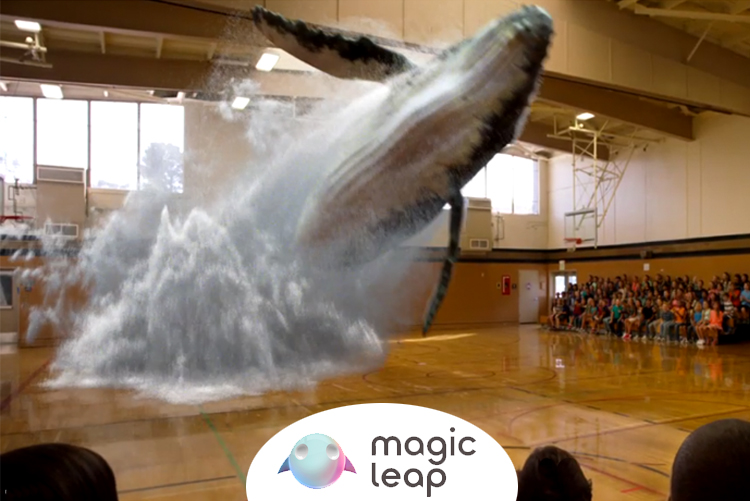 Tech Check: Magic Leap entwickelt Augmented-Reality-Linsen