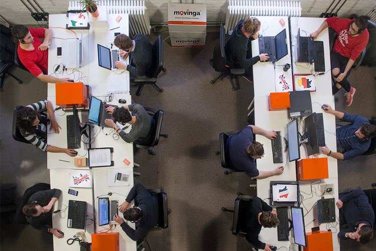 Jobs kompakt: 6 spannende Stellen bei Movinga
