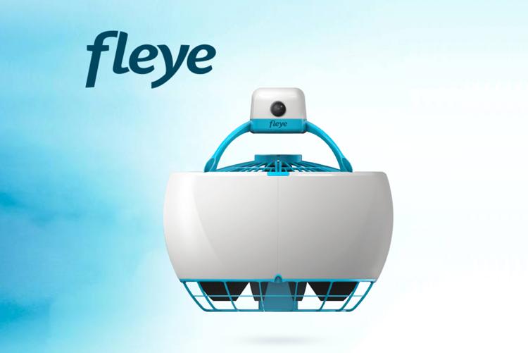 Tech Check: Fleye baut auf den Besitzer abgestimmte Flugdrohnen