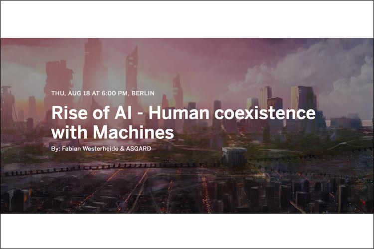 """Ein Blick auf die KI-Konferenz """"Rise of AI"""""""