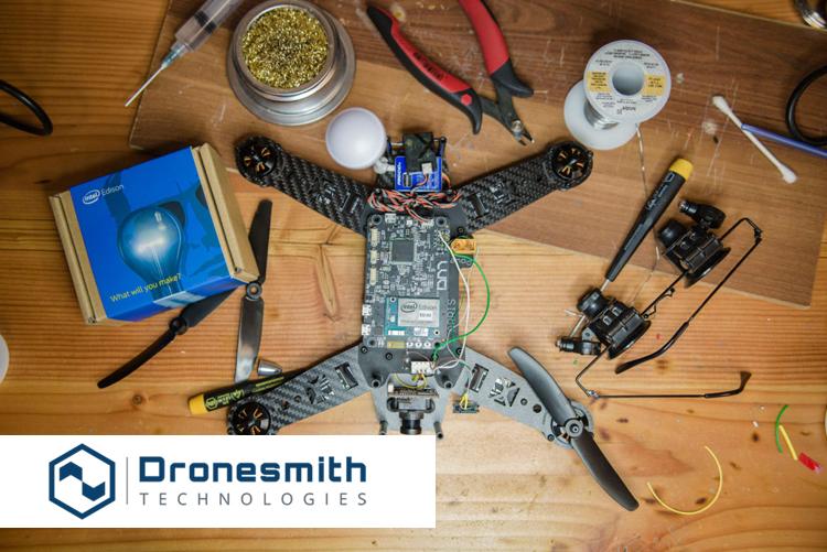 Tech Check: Dronesmith bietet eine Plattform für Drohnensoftwareentwicklung