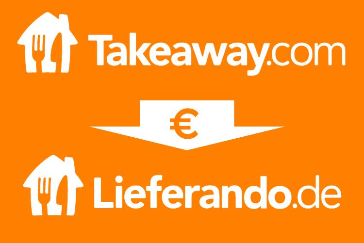 So viel war Lieferandos Takeaway-Exit wert