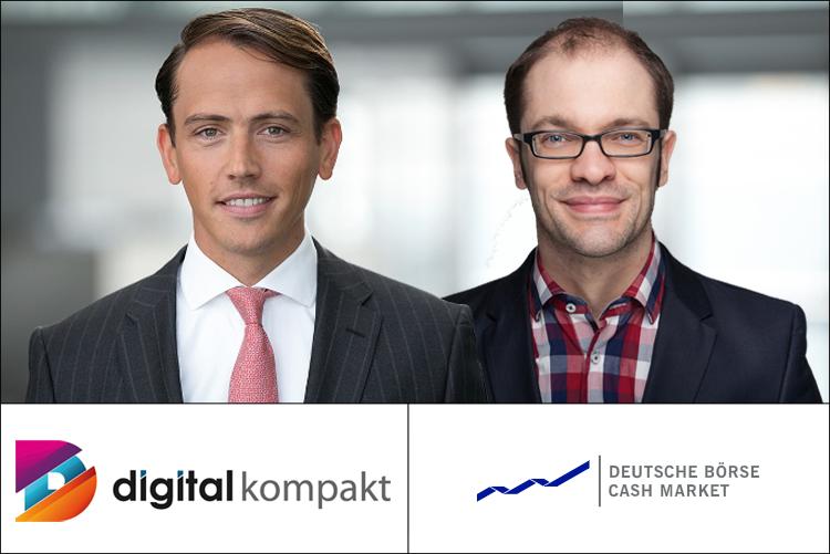 Die Deutsche Börse und digital kompakt starten Content-Kooperation