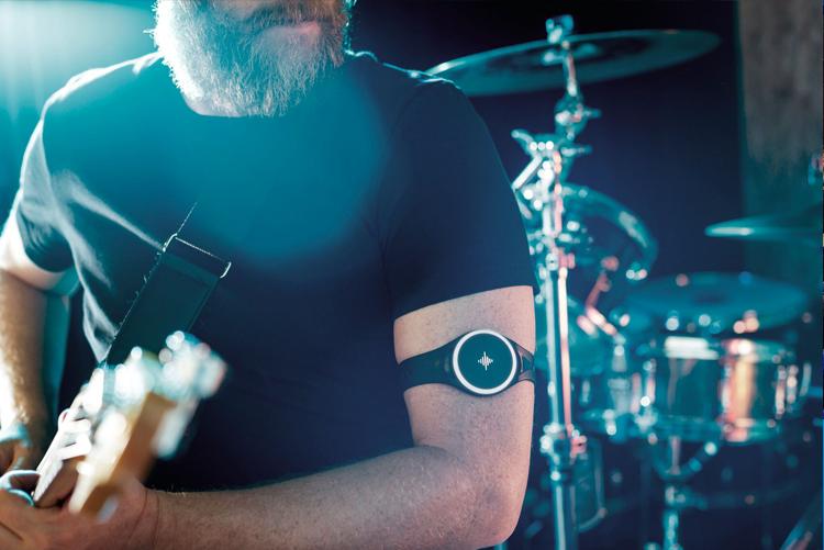Tech Check: Soundbrenner hilft Musikern mit einem smarten, vibrierenden Metronom