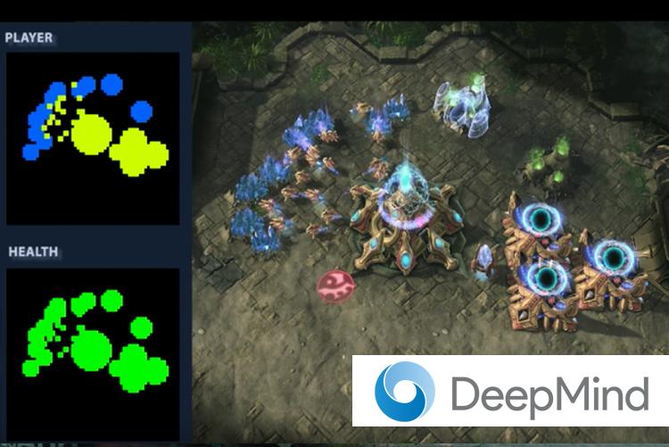 Nach Go baut DeepMind nun auch KI-Ansätze für StarCraft II