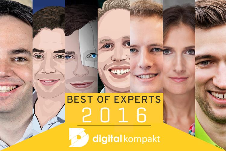 Die beliebtesten Experten-Podcasts 2016