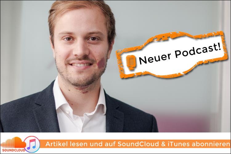 Neues Podcastformat zu B2B-Sales mit Gero Decker