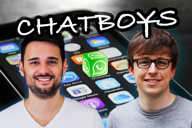 Chatboys #1: Trends und Anwendungsgebiete von Chatbots