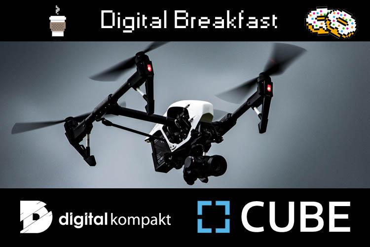 Einladung zum ersten CUBE Digital Breakfast Club