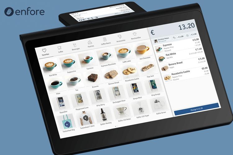 Enfore startet seinen Verkauf mit einer potenten Partnerschaft