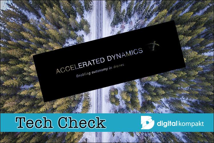 Tech Check: Accelerated Dynamics lässt Drohnenflotten autonom fliegen