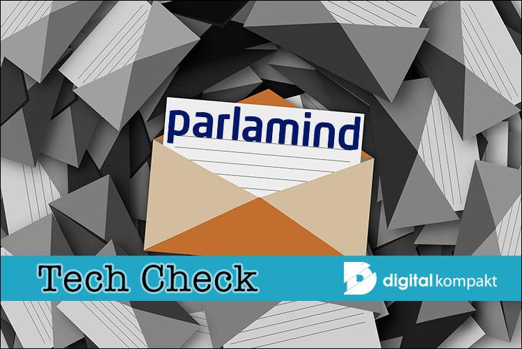 Tech Check: Parlamind beantwortet Kundenanfragen automatisch