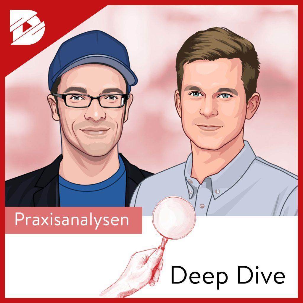 Hubertus Bessau und die bunte Welt von Mymuesli | Deep Dive #29