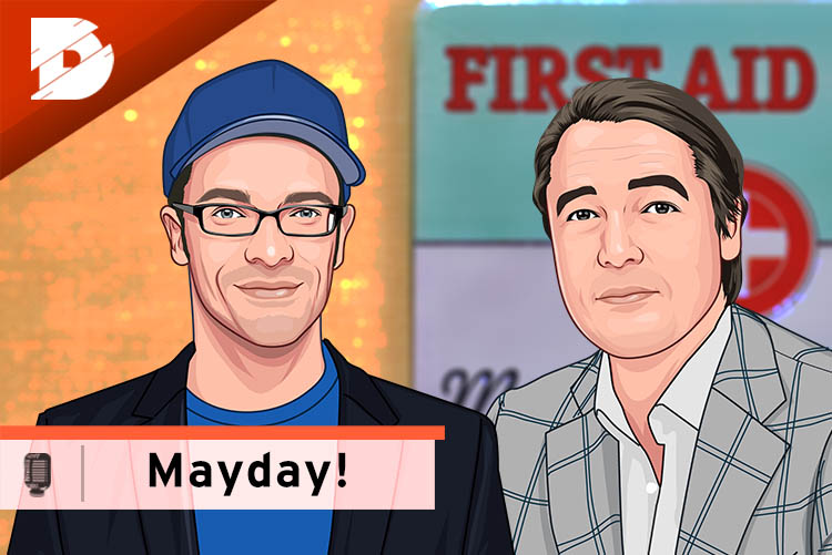 Mayday Krisen-Podcast PR Krisenkommunikation Marcus Johst
