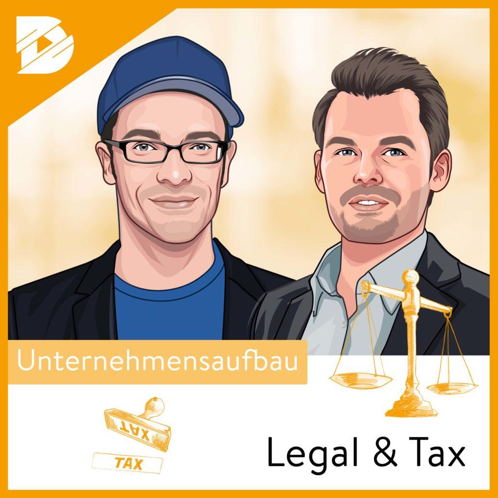 digital kompakt, Podcast, Joel Kaczmarek, Anwaltspodcast, Peter Möllmann