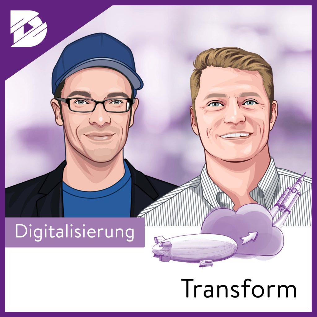 digital kompakt, Podcast, Joel Kaczmarek, Transformation, Viessmann, florian fehr