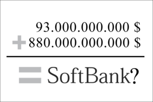 Softbank, CIC, 880 Milliarden
