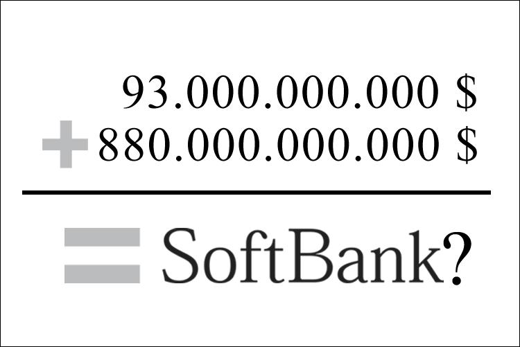 880 Milliarden Dollar (!) als Softbanks neue Zündstufe?