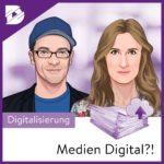 Medien, Digitalisierung, Podcast, Verlage, Katja Nettesheim