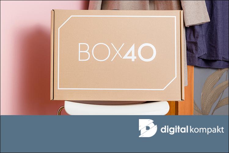 BOX40 | Outfit-Boxen im Jahres-Abo