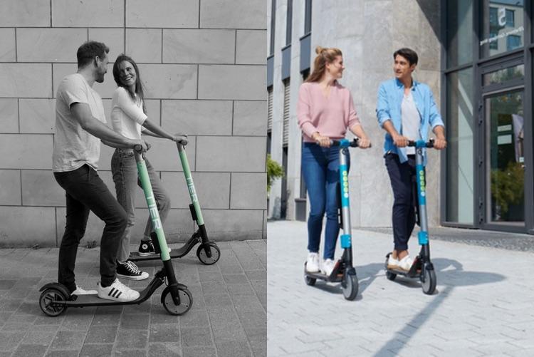 Wieso geben VCs Millionen an deutsche E-Scooter-Startups?