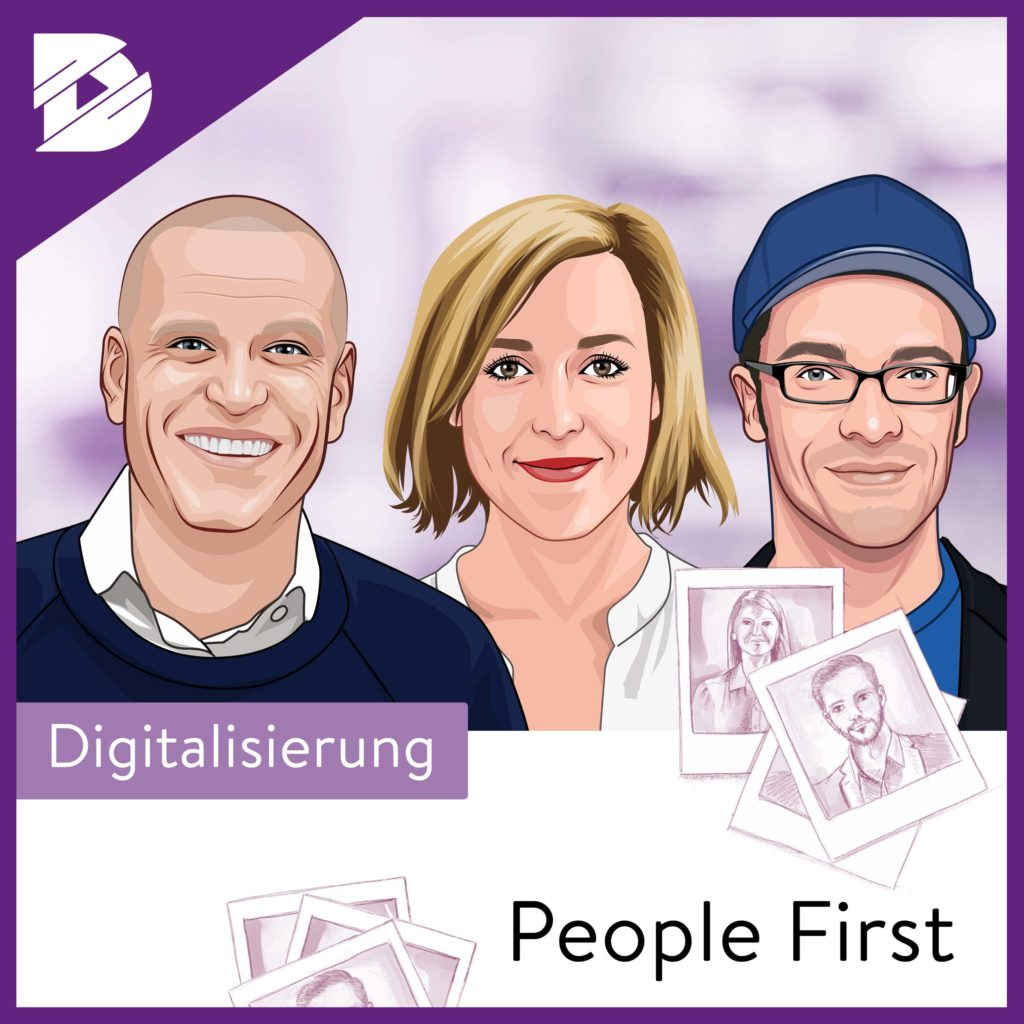Wie HR Tech das Recruiting revolutioniert | People First #1