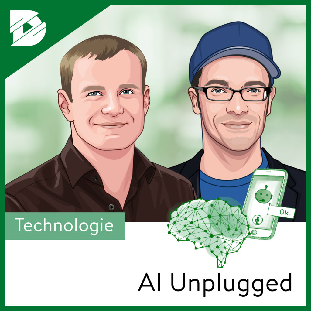 digital kompakt, Podcast, künstliche Intelligenz, AI, Eric Pfannmöller, Joel Kaczmarek