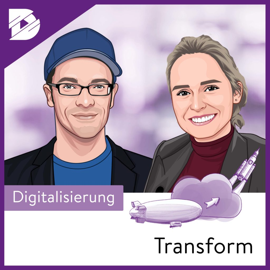 digital kompakt, Podcast, Joel Kaczmarek, Transformation, Viessmann, employer branding