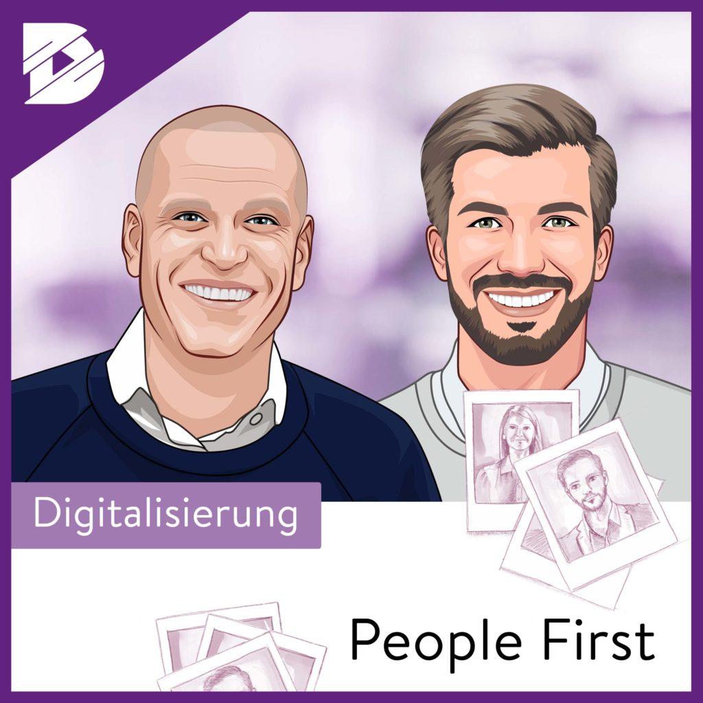 digital kompakt, HR, Unternehmer-Schmiede, Mathias Weigert, Podcast, Hanno Renner, Personio