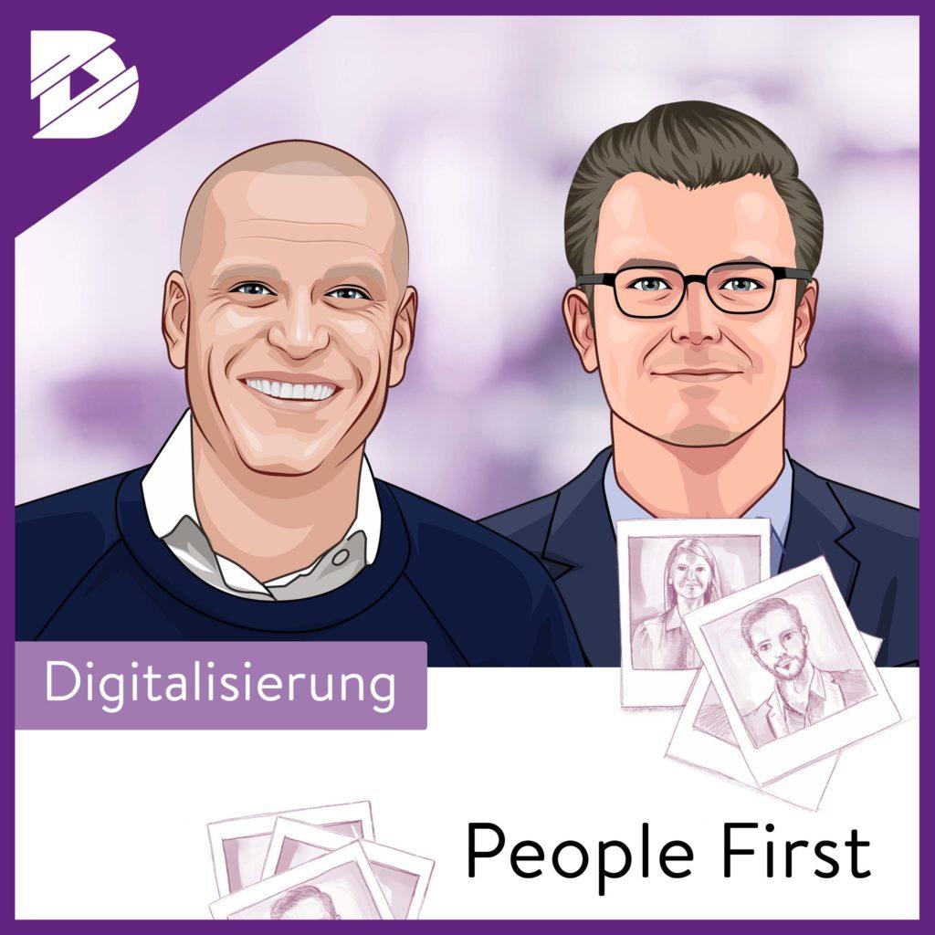 digital kompakt, HR, Unternehmer-Schmiede, Mathias Weigert, Podcast, change management